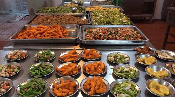 江门蔬菜快餐配送